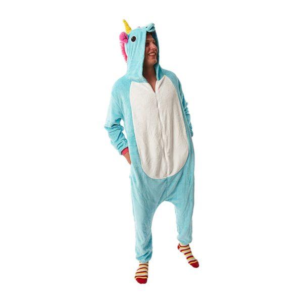 Dieren onesie unicorn eenhoorn