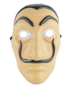Casa-de-papel dali salvador masker