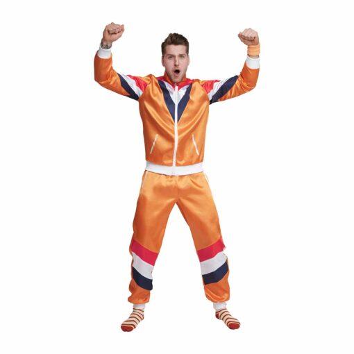 Oranje kostuums