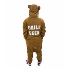 Beren onesie geil beer