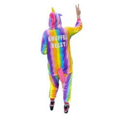 Unicorn onesie rainbow