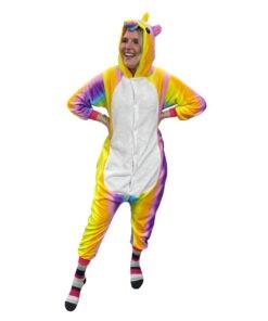 Knuffelbeest unicorn