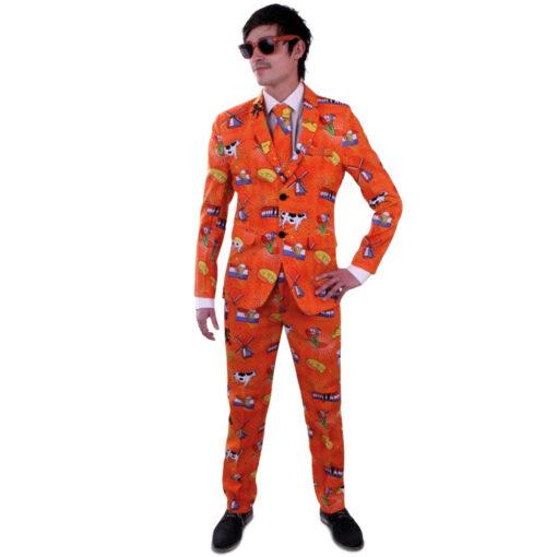 Holland kostuum 3-delig