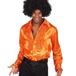 Party shirt oranje