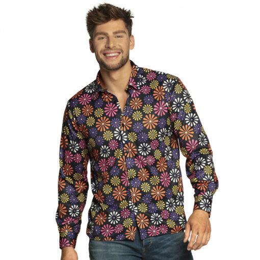 Shirt flower power